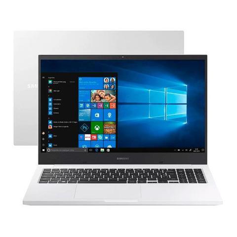 """Notebook - Samsung Np550xcj-ko2br Celeron 5205u 1.90ghz 4gb 500gb Padrão Intel Hd Graphics Windows 10 Home Book E20 15,6"""" Polegadas"""