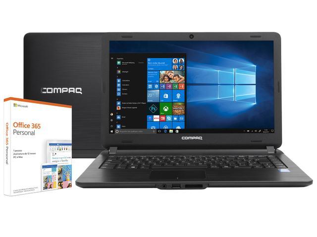 Imagem de Notebook Compaq Presario CQ-21N Intel Core i3 4GB
