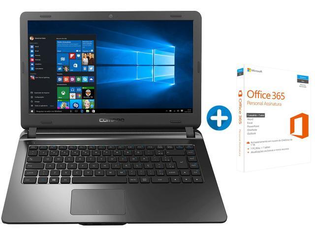 Imagem de Notebook Compaq Presario CQ-31 Intel Celeron 4GB