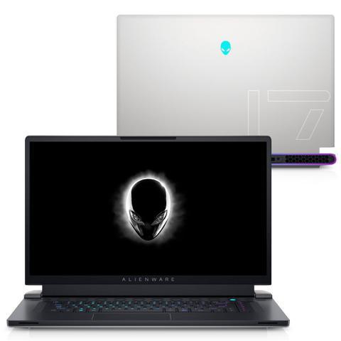 "Notebookgamer - Dell Aw17-x17r1-m30s I9-11980hk 2.60ghz 16gb 512gb Ssd Geforce Rtx 3080 Windows 10 Home Alienware 17,3"" Polegadas"