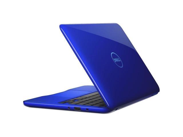 Imagem de Notebook Dell AMD 1.5Ghz 4GB DDR4 32GB SSD Windows 10 Tela 11.6 - Azul
