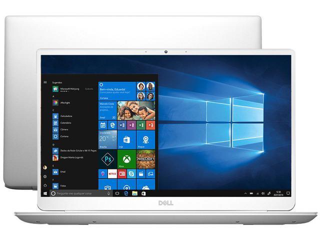 Notebook - Dell I14-5490-a30s I7-10510u 1.80ghz 8gb 256gb Ssd Geforce Mx230 Windows 10 Home Inspiron 14