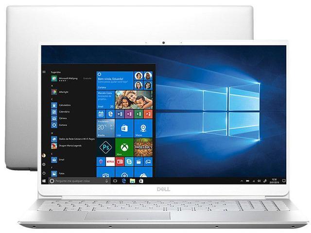 "Notebook - Dell I15-5590-a30s I7-10510u 16gb 256gb Ssd Geforce Mx250 Windows 10 Home Inspiron 15,6"" Polegadas"