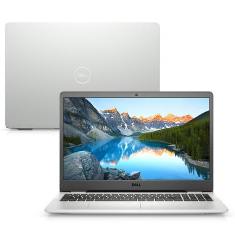 "Notebook - Dell I15-3501-m60s I7-1165g7 2.80ghz 8gb 256gb Ssd Intel Iris Xe Graphics Windows 10 Home Inspiron 15,6"" Polegadas"