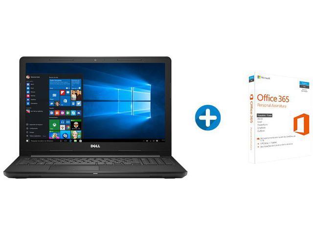Imagem de Notebook Dell Inspiron i15-3567-A30 Intel Core i5