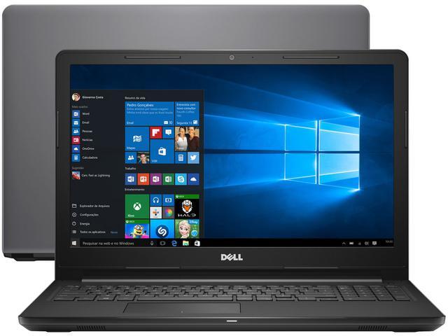 Imagem de Notebook Dell Inspiron i15-3576-A70 Intel Core i7