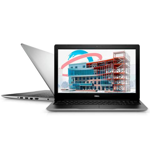 "Notebook - Dell I15-3583-ms90s I7-8565u 1.80ghz 8gb 256gb Ssd Intel Hd Graphics 620 Windows 10 Home Inspiron 15,6"" Polegadas"