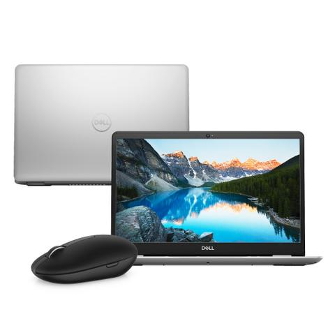 Imagem de Notebook Dell Inspiron i15-5584-M10M Core i5 8GB 1TB Windows 10 + Mouse Wireless WM326