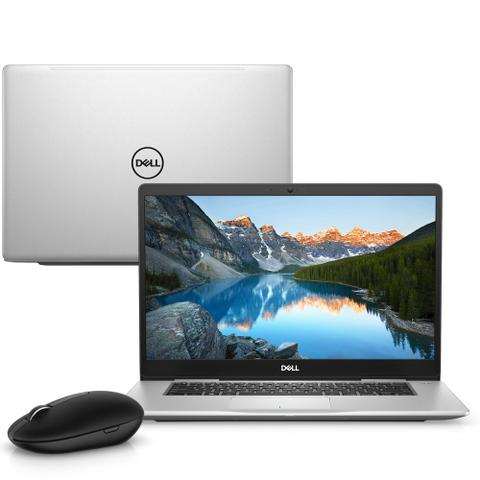 Imagem de Notebook Dell Inspiron Ultrafino i15-7580-M40M 8ª Geração Intel Core i7 16GB 1TB+128GB SSD Placa de Vídeo FHD 15.6