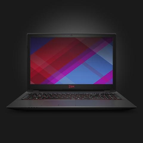 Imagem de Notebook Gamer 2AM E550 NVIDIA GeForce GTX 1050 3GB - FreeDOS Core i7-9700 16GB  SSD NVMe 128GB + 1TB FullHD 15.6