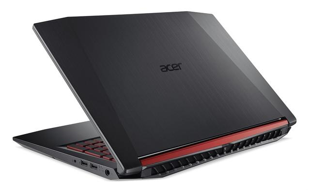 Imagem de Notebook Gamer Acer Aspire Nitro 5 AN515-51-78D6 Intel Core i7-7700HQ 16GB RAM HD 1TB 15.6