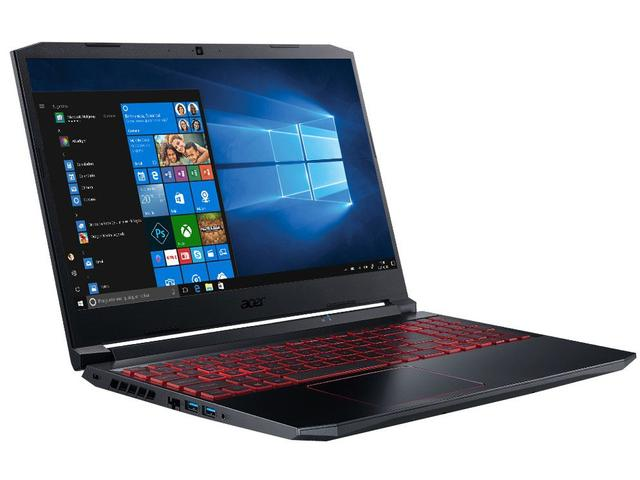 Imagem de Notebook Gamer Acer Nitro 5 Intel Core i5 16GB