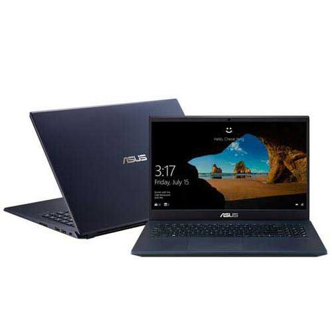 "Notebook - Asus X571gt-al888t I5-9300h 2.40ghz 16gb 256gb Ssd Geforce Gtx 1650 Windows 10 Home 15,6"" Polegadas"
