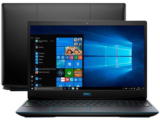 "Notebookgamer - Dell G3-3500-a20p I5-10300h 2.50ghz 8gb 512gb Ssd Geforce Gtx 1650 Windows 10 Home 15,6"" Polegadas"