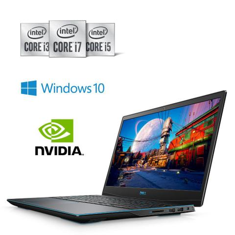 Imagem de Notebook Gamer Dell G3 3500-M30P 15.6