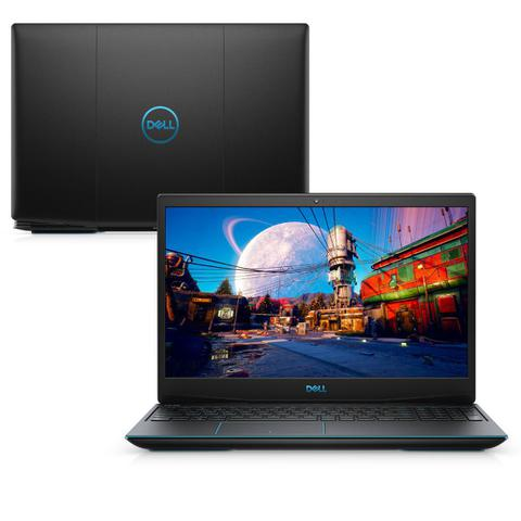 "Notebookgamer - Dell G3-3500-m40p I7-10750h 2.60ghz 16gb 512gb Ssd Geforce Rtx 2060 Windows 10 Home 15,6"" Polegadas"