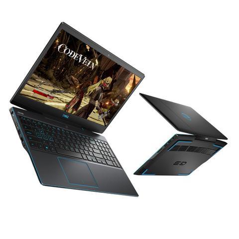 Imagem de Notebook Gamer Dell G3-3590-U60P 9ª Geração Intel Core i7 8GB 512GB SSD Placa Vídeo NVIDIA 1660Ti 15.6