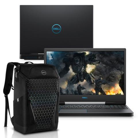 "Notebookgamer - Dell G5-5590-a50bp I5-9300h 2.40ghz 8gb 256gb Ssd Geforce Gtx 1650 Windows 10 Home Gaming 15,6"" Polegadas"