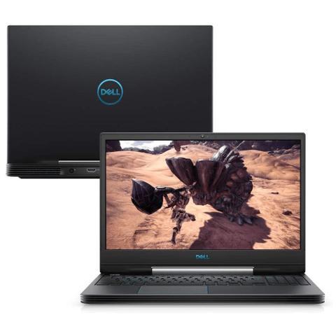 Notebookgamer - Dell G5-5590-a70p I7-9750h 2.60ghz 16gb 512gb Ssd Geforce Gtx 1660 Ti Windows 10 Home Gaming 15,6