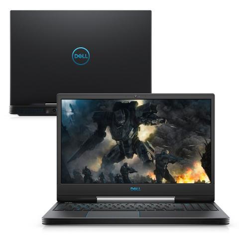 "Notebookgamer - Dell G5-5590-m55p I5-9300h 4.0ghz 8gb 512gb Ssd Geforce Gtx 1650 Windows 10 Home Gaming 15,6"" Polegadas"