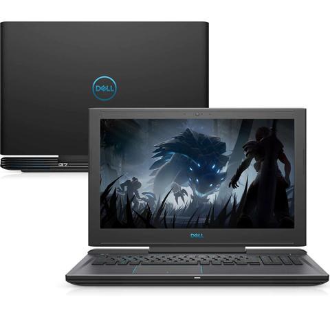 Imagem de Notebook Gamer Dell G7-7588-M10P 8ª Ger. Intel Core i5 8GB 1TB Placa Vídeo GTX 1050Ti 4GB 15.6