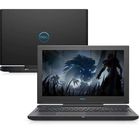 Imagem de Notebook Gamer Dell G7-7588-M30P 8ª Ger. Intel Core i7 16GB 1TB+256GB SSD Placa Vídeo GTX 1050Ti 4GB 15.6
