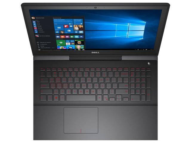Imagem de Notebook Gamer Dell Inspiron i15-7567-A20P Intel