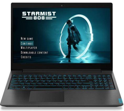 "Notebookgamer - Lenovo 81tr0002br I5-9300h 2.40ghz 8gb 1tb Padrão Geforce Gtx 1050 Windows 10 Home Ideapad L340 15,6"" Polegadas"