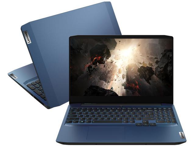 Imagem de Notebook Gamer Lenovo ideapad Gaming 3i 82CG0002BR