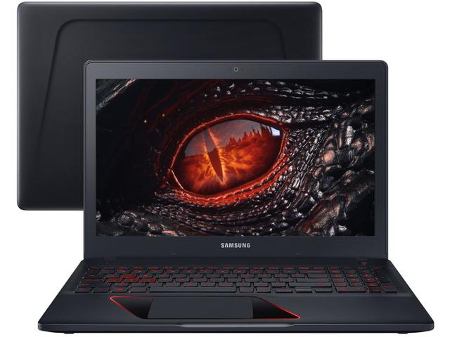 Imagem de Notebook Gamer Samsung Odyssey Intel Core i5 8GB