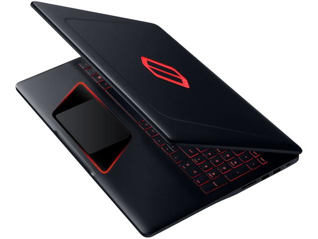 Imagem de Notebook Gamer Samsung Odyssey Intel Core i7 HQ