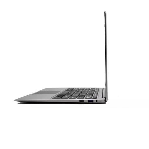 Imagem de Notebook Happy Intel Celeron 13 2gb 32gb Prata Windows 10
