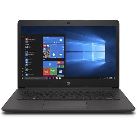 "Notebook - Hp 6yh04la I3-7020u 2.30ghz 4gb 500gb Padrão Intel Hd Graphics Windows 10 Professional 240 G7 14"" Polegadas"