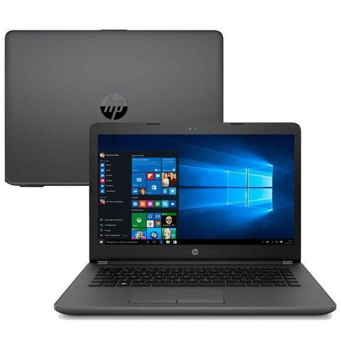 Imagem de Notebook HP 246 G6 I3-6006u Tela 14 4GB Win10 Home HD 500GB - PRETO
