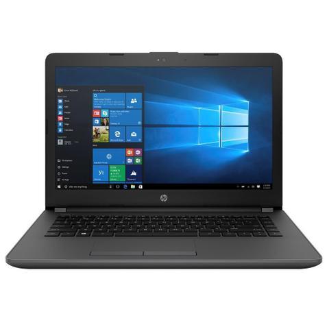 Imagem de Notebook HP 246 G6 Intel Core I3-7020u 4GB 500GB Tela 14 Win10 Home - Preto