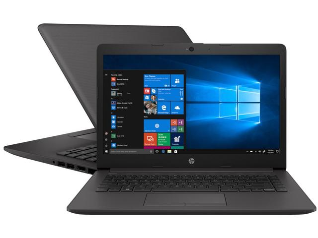 Notebook - Hp 2j4h4la I3-1005g1 1.20ghz 4gb 1tb Padrão Intel Hd Graphics 620 Windows 10 Home 246 G7 14