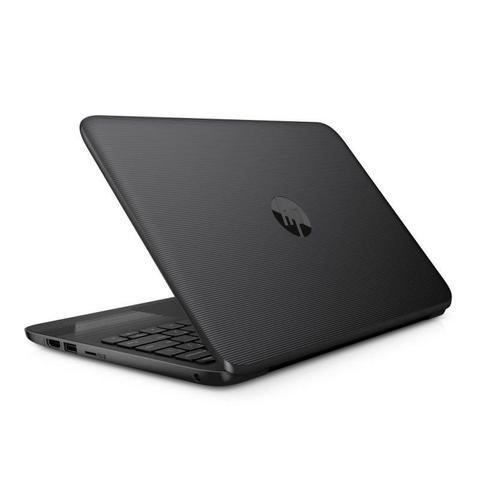 Imagem de Notebook HP Celeron N4000 RAM 4GB eMMC 32GB Windows 10 Tela 11.6