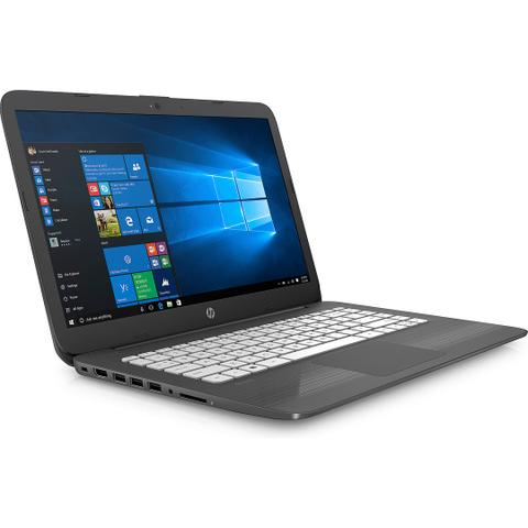 Imagem de Notebook HP Intel Celeron 1.6Ghz 4GB RAM 64GB SSD Windows 10 Tela 14  Cinza