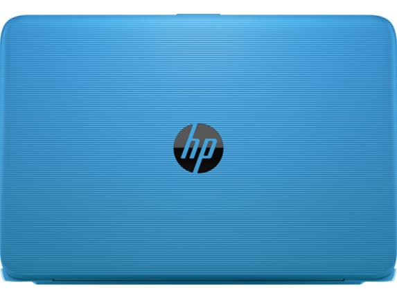 Imagem de Notebook HP INTEL CELERON N3060 4GB 32 GB eMMC 14'' polegadas windows 10 azul claro