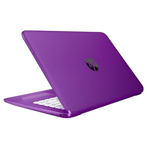Imagem de Notebook HP Intel Celeron N3060 RAM 4GB eMMC 32GB Windows 10 Tela 14
