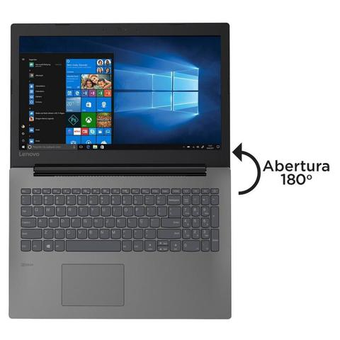 Imagem de Notebook Ideapad 330 Intel Celeron 4GB 1TB HD 15.6