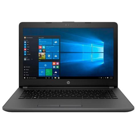 Imagem de Notebook Intel Core i5-7200U 4GB 500GB HP 246 G6 5DZ55LAAC Tela 14