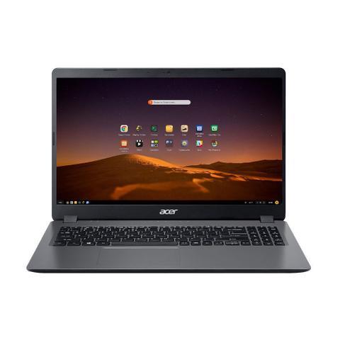 "Notebook - Acer A315-56-569f I5-1035g1 1.00ghz 4gb 256gb Ssd Intel Hd Graphics Endless os Aspire 3 15,6"" Polegadas"