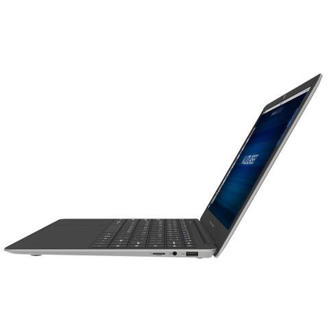 Imagem de Notebook Legacy Book Intel Celeron 4GB 500GB 14.1 Pol. HD Linux Cinza Multilaser - PC231