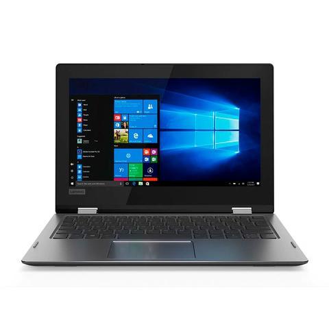 Imagem de Notebook Lenovo 2 em 1 Intel Celeron N4000 RAM 4GB eMMC 64GB Windows 10 Tela Touch 11.6