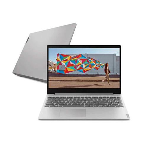 "Ultrabook - Lenovo 81wts00100 Celeron N4020 1.10ghz 4gb 500gb Padrão Intel Hd Graphics 600 Linux Ideapad S145 15,6"" Polegadas"