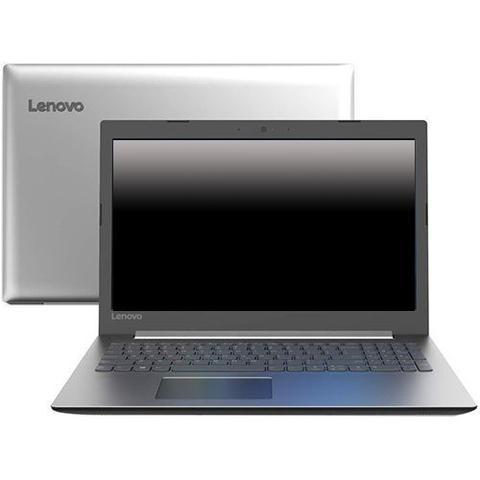 """Notebook - Lenovo 81g7000gbr I3-7020u 2.30ghz 4gb 500gb Padrão Intel Hd Graphics 620 Freedos B330 15,6"""" Polegadas"""