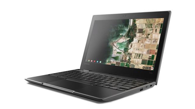 """Notebook - Lenovo 81ta0000us Celeron N4000 2.60ghz 4gb 32gb Padrão Intel Hd Graphics Google Chrome os C340 11,6"""" Polegadas"""