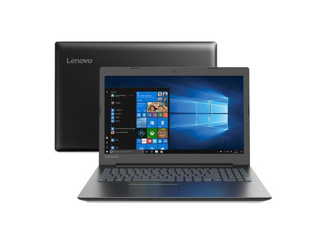 Imagem de Notebook Lenovo ideapad 330 Intel Celeron Dual Core N4000 4GB 500GB Linux Tela 15.6