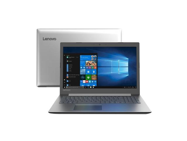Imagem de Notebook Lenovo ideapad 330 Intel Core i5 8GB 1TB Placa de vídeo NVIDIA MX150 2GB Windows 10 15.6